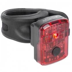 M-WAVE Helios K 1.1 USB Rear Light