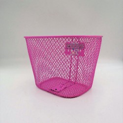 HELLO GIRL LUX Basket pink