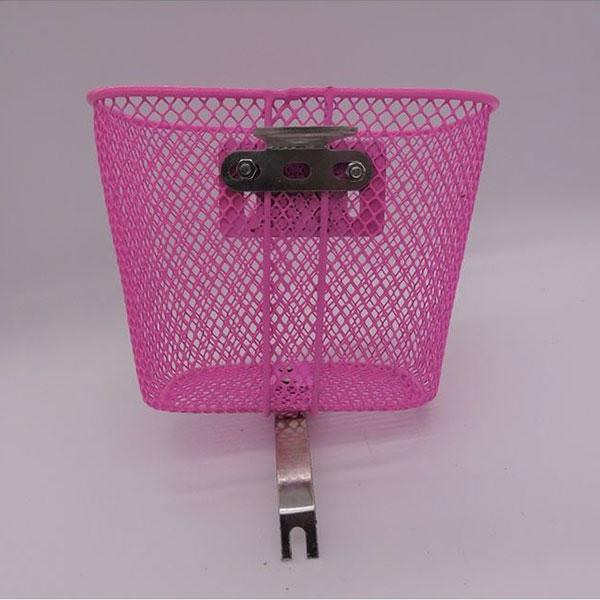 HELLO GIRL LUX Basket pink