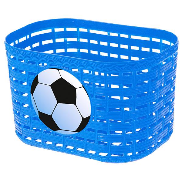 Kids Plastic Basket blue