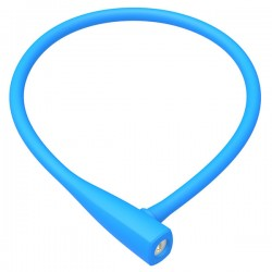 GES SILICON CABLE LOCK Blue 75 cm
