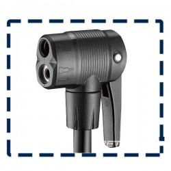 ΒΕΤΟ High Pressure with gauge Floor Pump