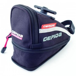 GEPIDA Saddle PRO Bag Black