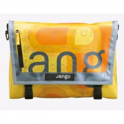 FLIK JANGO YELLOW MESSENGER BAG
