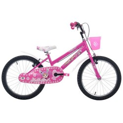 "CEMBIO HELLO GIRL 20"" Kids Bicycle"