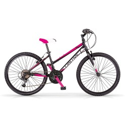 "MBM MTB DISTRICT Women 24"" Bicycle"
