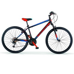 "MBM MTB DISTRICT Men 24"" Bicycle"