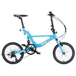 FLIK ΕΖΤ9 BLUE  Folding Bicycle