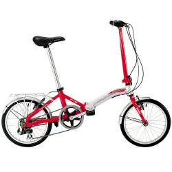 Monty F18 Folding Bicycle