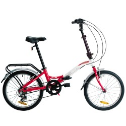 Monty F1820 Folding Bicycle