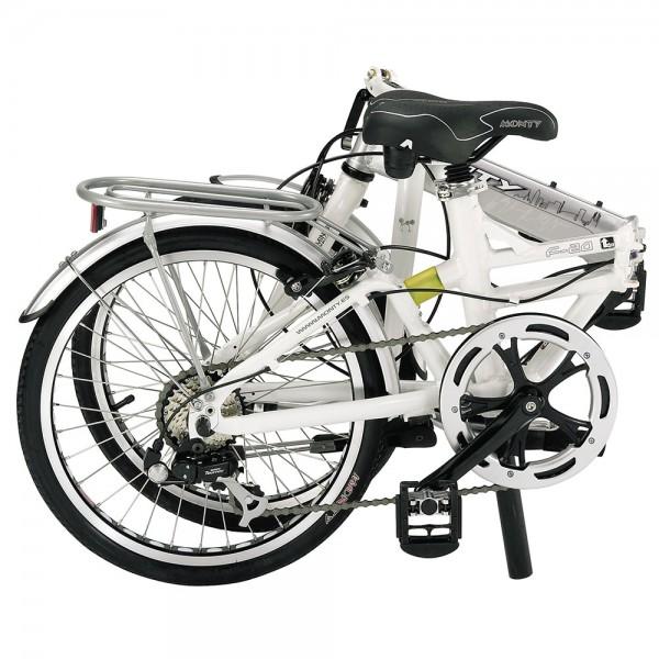 MONTY F20 Folding  Bicycle