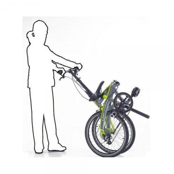 "UBIKE TOP 26"" Folded Bicycle"