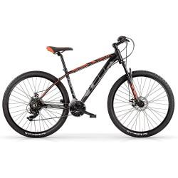 """MBM MTB LOOP DISC Men 29"""" Black Red Bicycle"""