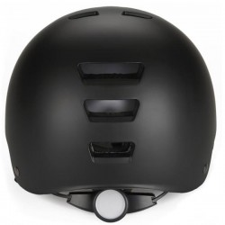 GES  BMX EXPLORER BLACK ΜΑΤTE Helmet