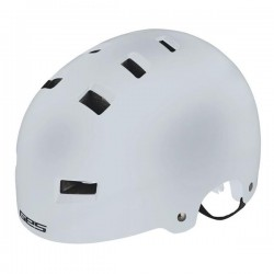 GES  BMX EXPLORER WHITE ΜΑΤTE Helmet