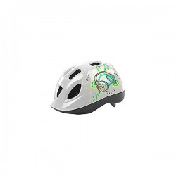 POLISPORT STEREO WITH REAR LED KID Helmet