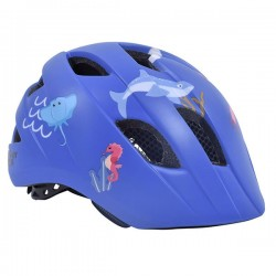 SAFETY LABS DINO UNDERSEA  WITH REAR LED KID Helmet