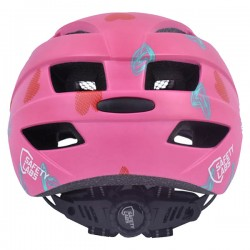 SAFETY LABS FIONA HEARTS WITH REAR LED KID Helmet