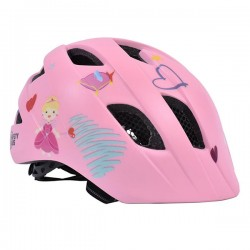 SAFETY LABS FIONA PRINCESS WITH REAR LED KID Helmet