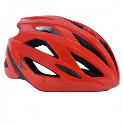 SAFETY LABS PISTE RED SHINY  Helmet
