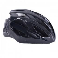 SAFETY LABS PISTE BLACK SHINY  Helmet