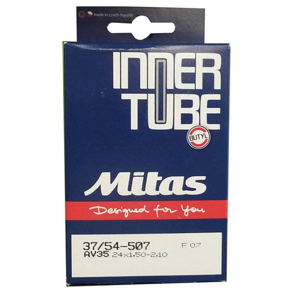 MITAS 24x1.50-2.10 37/54-507 AV35 Tube